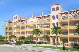 Newly build 3-bed apartments with communal pool in...